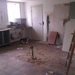 Der var engang et køkken...